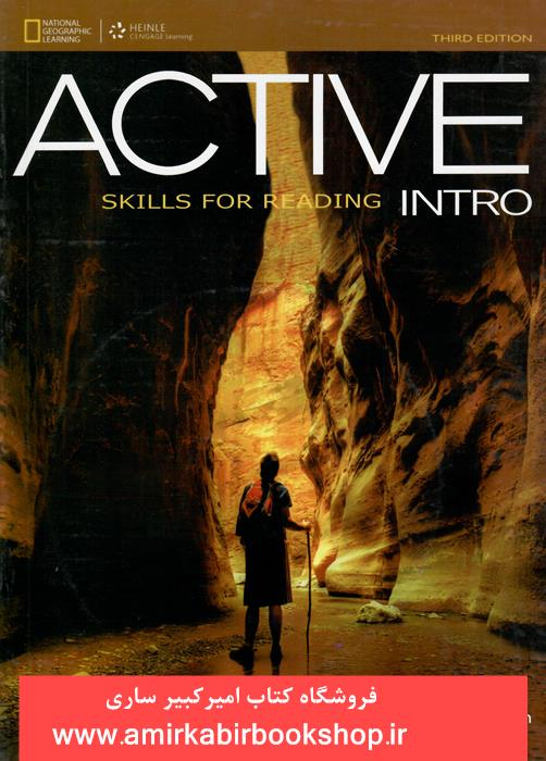 ACTIVE INTRO-SKILLS FOR RADING(3 EDITION)